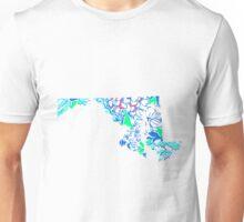 Lilly States - Maryland Unisex T-Shirt