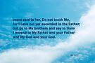 Ascending to Our Father and God ~ John 20:17 by Robin Clifton