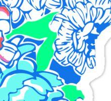 Lilly States - Minnesota Sticker