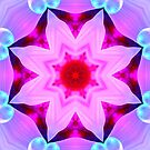 Bubbling Star by MaeBelle