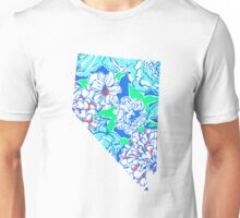 Lilly States - Nevada Unisex T-Shirt