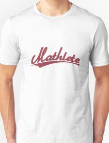 Mathlete sports inspired T-Shirt