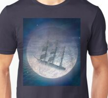 Ghost Ship Unisex T-Shirt