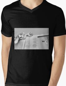 Moments With Max #3 Mens V-Neck T-Shirt