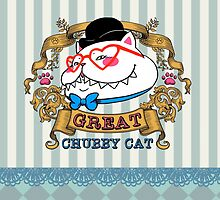 Victorian Great Chubby Cat by Hikaru Yagi