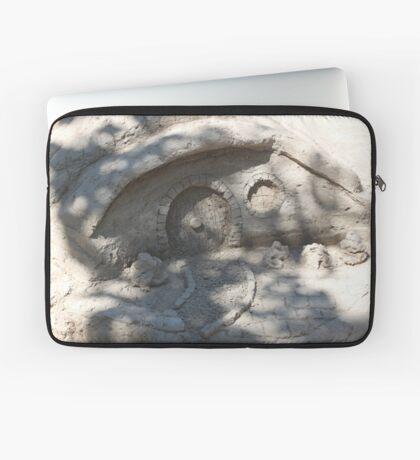 Sand Hobbit Home Laptop Sleeve