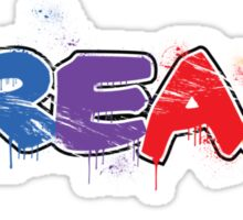 graffiti dream Sticker