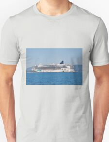 Norwegian Jade liner, Corfu Unisex T-Shirt