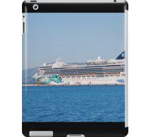Norwegian Jade liner, Corfu iPad Case/Skin