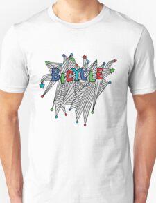 Bicycle Celebration Unisex T-Shirt