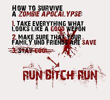 How To Survive by JellyPuppy