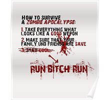 How To Survive Poster