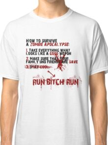 How To Survive Classic T-Shirt