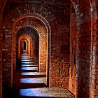 Echo thru the Arches by Marzena Grabczynska Lorenc