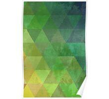 Triangles - Lemon Tree Poster