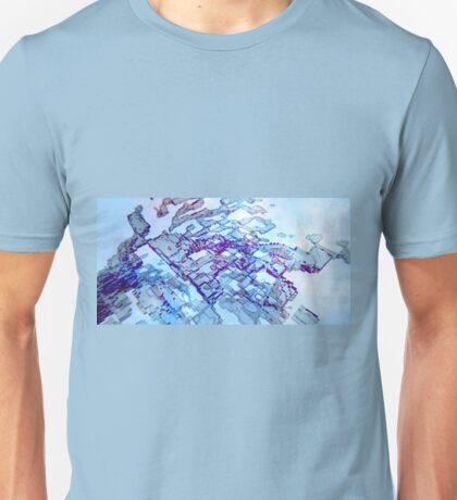 Homelands - Abstract CG Unisex T-Shirt