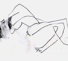 morning stretch by Shylie Edwards
