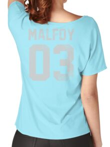 Malfoy jersey Women's Relaxed Fit T-Shirt