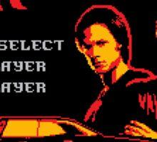 Hunters the Video Game STICKER VERSION Sticker