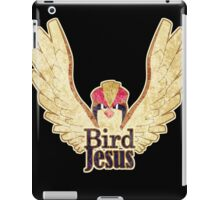 BIRD JESUS iPad Case/Skin