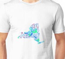 Lilly States - New York Unisex T-Shirt