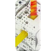 Matthew 6:28 - Abstract CG iPhone Case/Skin