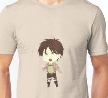 Chibi Eren Jaeger Unisex T-Shirt