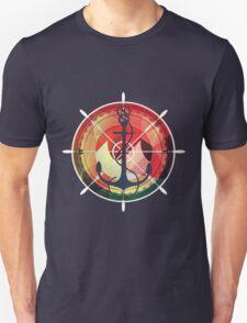 Captains sea anchor maritime sailor  T-Shirt