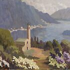 Plezio Lake Como by Robert  Ferguson