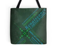 Renaissance Cartography Poster 1 Tote Bag