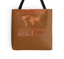 Renaissance Cartography Poster 2 Tote Bag