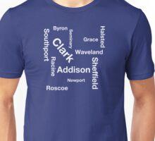 Wrigleyville Streets Unisex T-Shirt