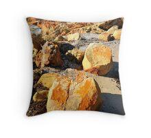 Tasmania, East Coast Throw Pillow