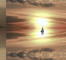 SAILING TO THE INFINITY by Elizabeth Giupponi