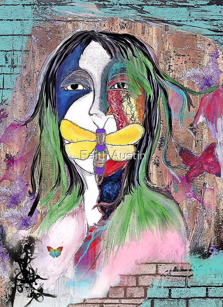 Silence by Faith Magdalene Austin