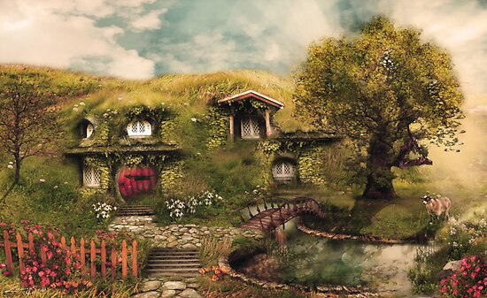 The Shire by gingerkelly
