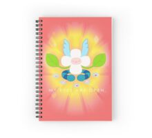 Adventure Time - Food Chain Spiral Notebook