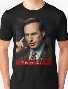 """I've Got Saul"" - Saul Goodman - Breaking Bad T-Shirt"