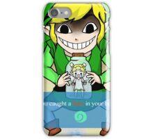 You've caught a fairy! iPhone Case/Skin