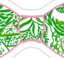 Kappa Delta Bow Tie Sticker