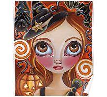 """Halloween Magic"" Poster"