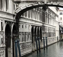 The Bridge of Sighs by MartinWilliams