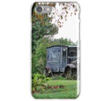 Ye Old Delivery Truck iPhone Case/Skin