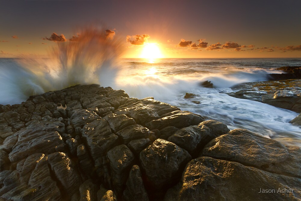The Sea Is Mighty by Jason Asher