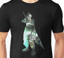 Final Fantasy VII - Cloud and Midgar Unisex T-Shirt