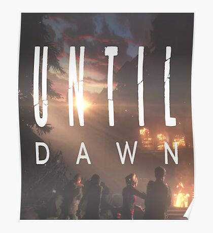 UD Special T-shirt Poster