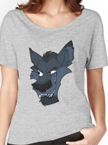 Big bad blue wolf Women's Relaxed Fit T-Shirt