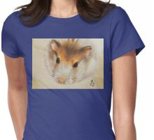 Bubba the Hamster Womens Fitted T-Shirt