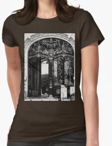 Palacio Paz- Buenos Aires Womens Fitted T-Shirt