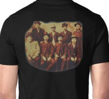 COWBOYS, Dodge City, Peace Commission, Wyatt Earp, and others, Wild West Unisex T-Shirt